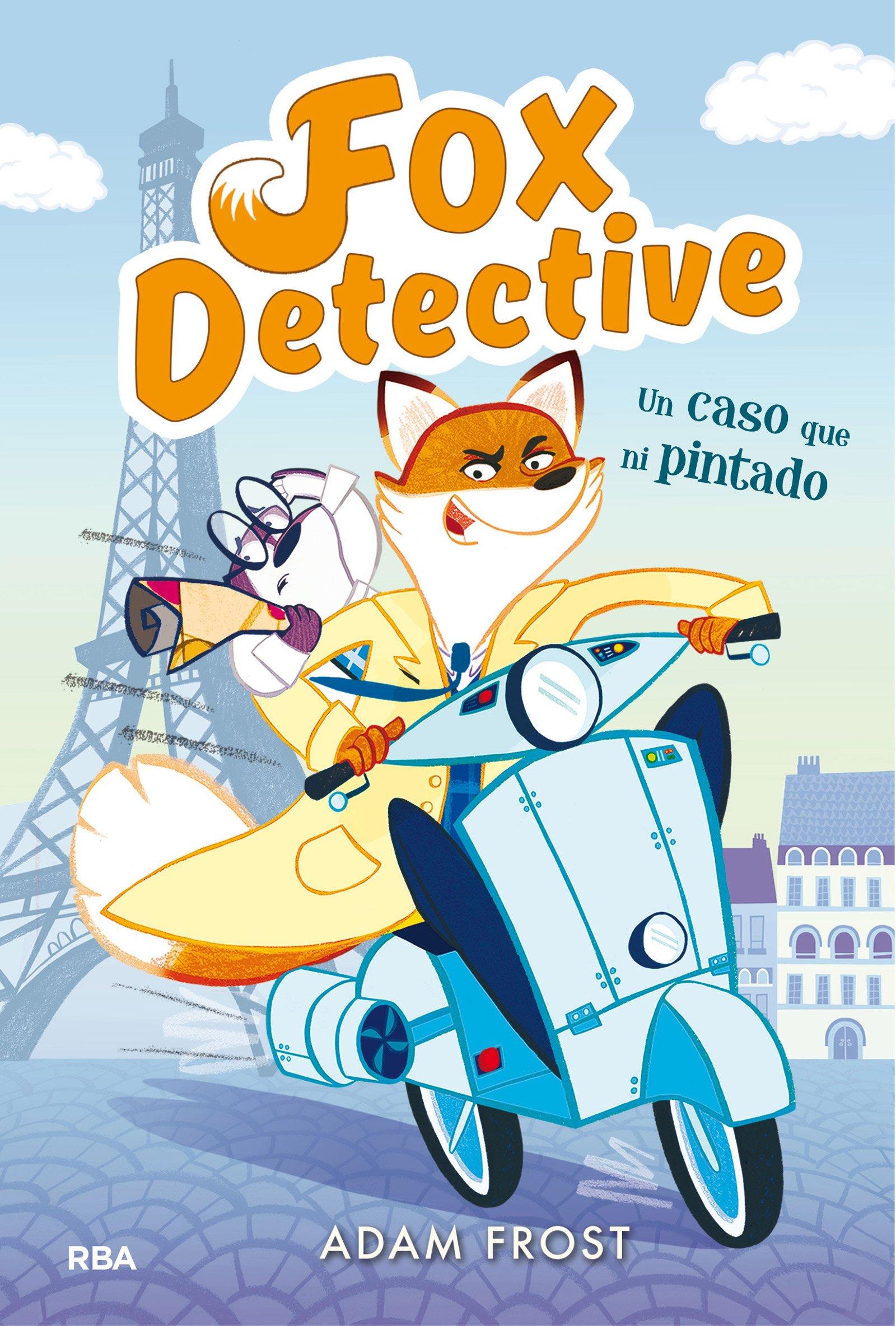 Fox Detective 1. Un Caso Que Ni Pintado (Spanish Edition) pdf