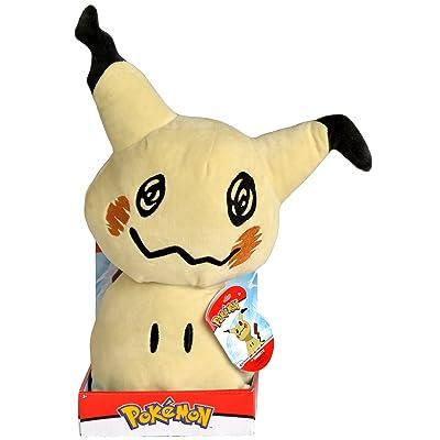 "Pokemon Plush, Large 12"" Inch Plush Mimikyu: Toys & Games"