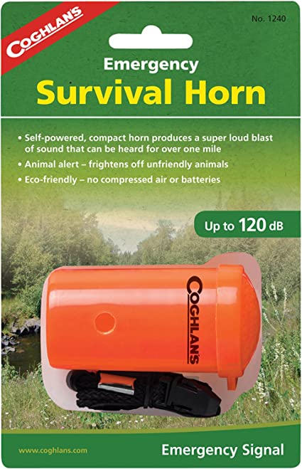 Coghlan/'s Emergency Survival Horn