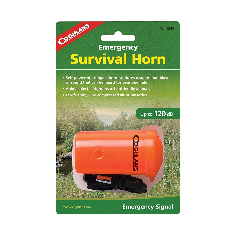 Coghlans Emergency Survival Horn Coghlan/'s Emergency Survival Horn Coghlans 1240