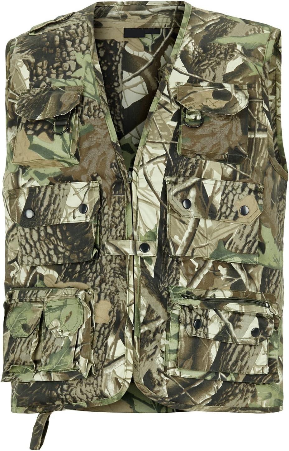 noorsk Angler Outdoorweste mit vielen Taschen