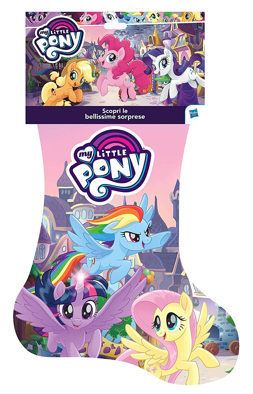 Hasbro My Little Pony 2019 Calza Epifania Befana Hasbro European Trading C62384500