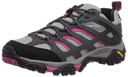 Zapatos grises Merrell para mujer 7Nalp