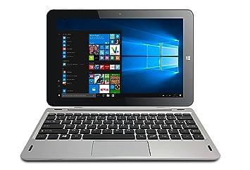 Thomson Tablette détachable 2en1 HERO10.64S - 10,1 quot  Gris - Windows 10 e5cba9d9b5b9