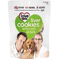 love'em Cookies Lamb & Mint 450g, 1 Pack