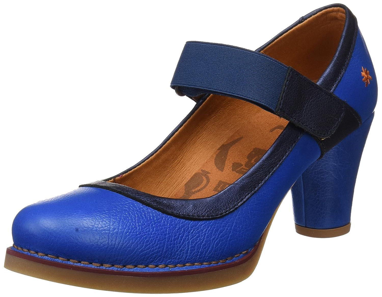 TALLA 39 EU. ART 1071 Memphis St. Tropez, Zapatos de tacón con Punta Cerrada para Mujer