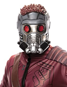 Marvel Guardians of the Galaxy Star Lord 3/4 Adult Máscara