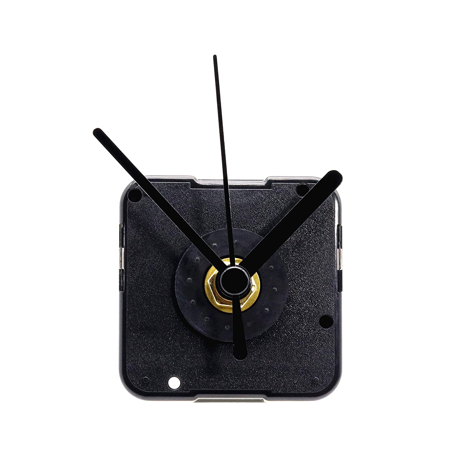 Youngtown 12888 Sweep Silent Clock Movement Mechanism with Small Hands