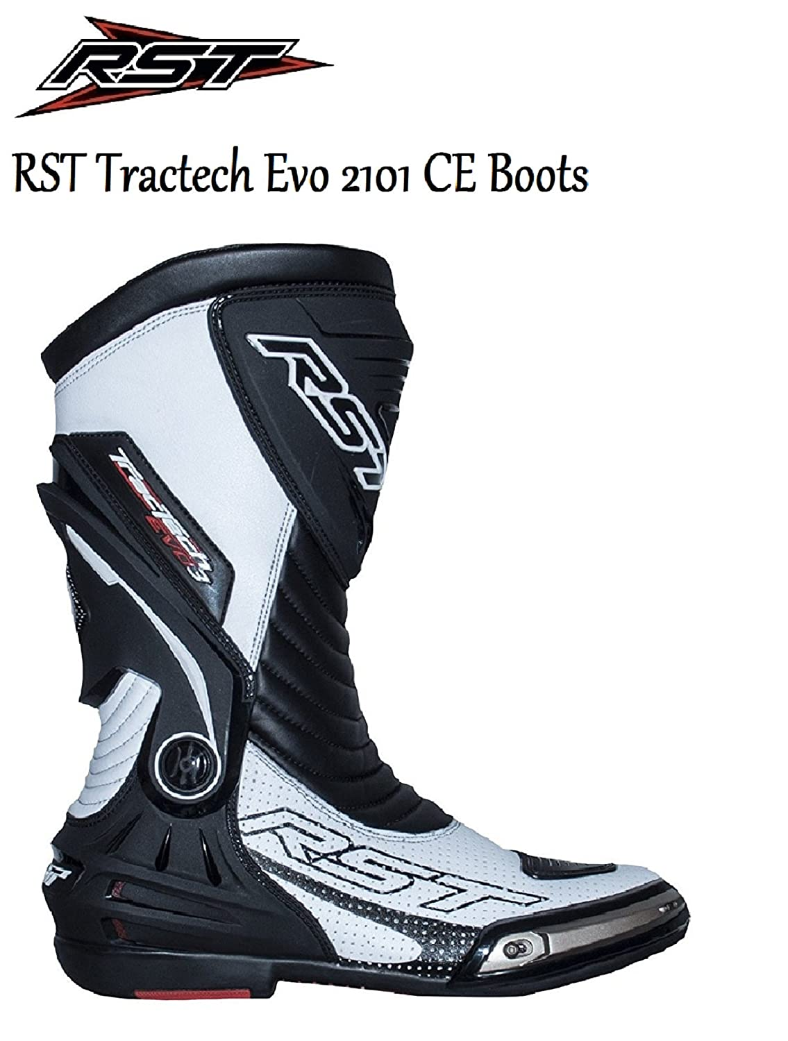 RST TracTech Evo CE 2101 Boots New 2019 Motorcycle Boots