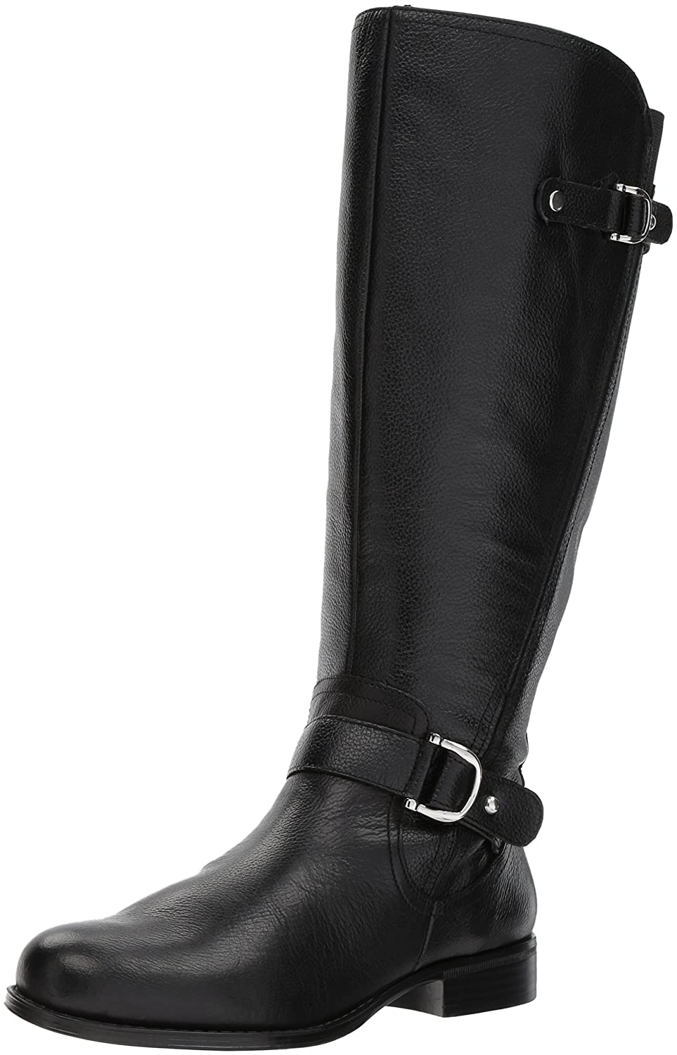 Naturalizer Women's Jenelle Wc Riding Boot B06XC741CM 7.5 2W US|Black