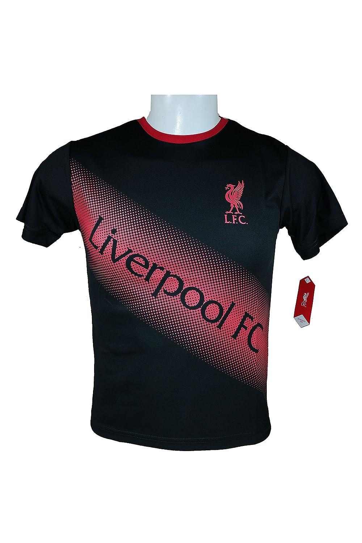 Liverpool FC公式ユースサッカートレーニングパフォーマンスPoly Jersey – i004r B074RDH9LT Youth|サイズ : YM Youth