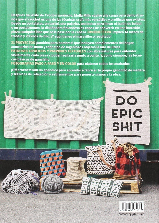 Crochetterie. Proyectos contemporáneos para mentes creativas GGDiy ...
