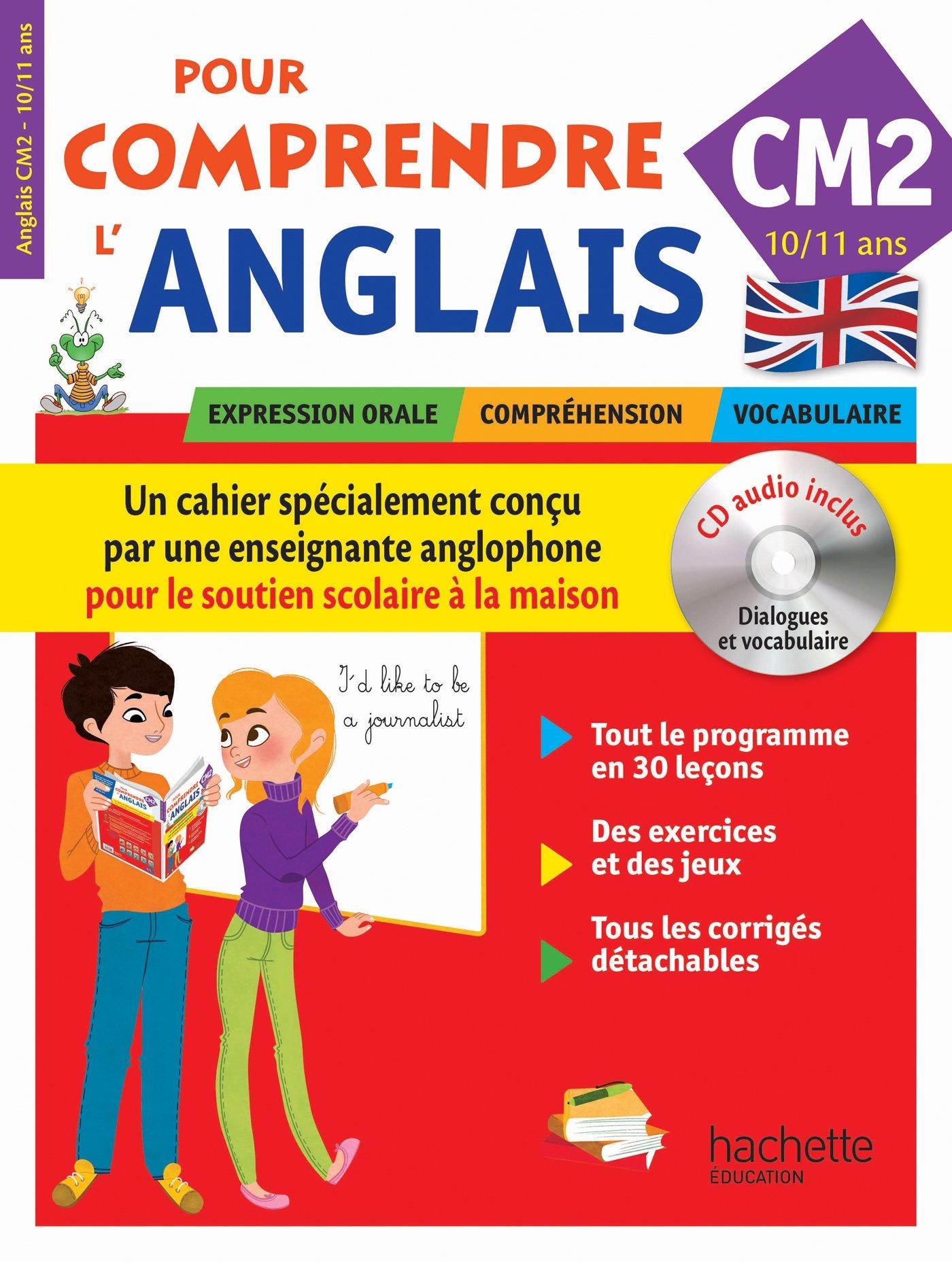 Amazon Fr Pour Comprendre L Anglais Cm2 Livres