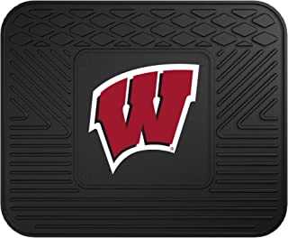 product image for FANMATS NCAA University of Wisconsin Badgers Vinyl Utility Mat