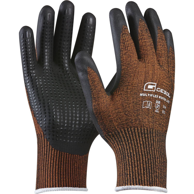 Gebol 709563作業用手袋マルチフレックスウィンターライトサイズ11  B07B46R6TW