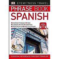 Eyewitness Travel Phrase Book Spanish (DK Eyewitness Travel Phrase Books)