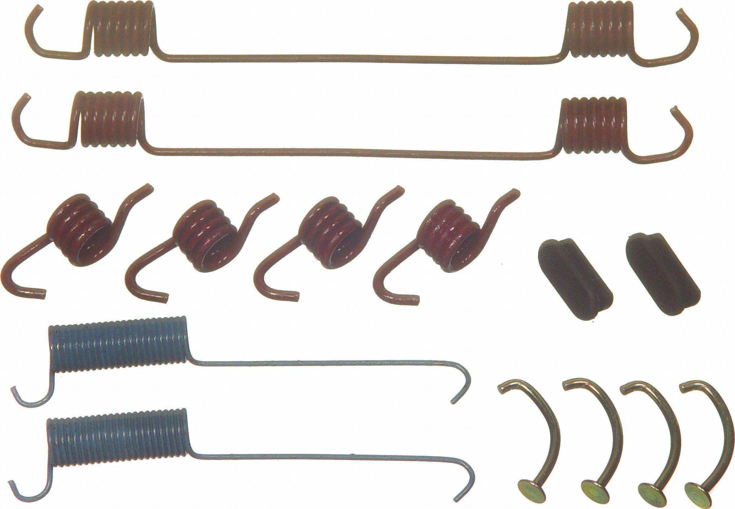 Wagner H7146 Drum Brake Hardware Kit, Rear