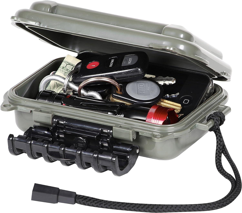 Plano Hunter Guide Series PC Field Box, OD Green, X-Small