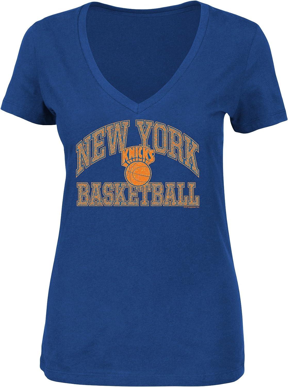 NBA Womens Sweet Serenade Short Sleeve V-Neck T-Shirt