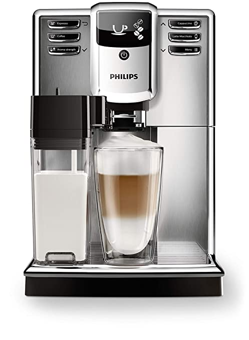 Philips 5000 series EP5365/10 - Cafetera (Independiente, Máquina espresso, 1,