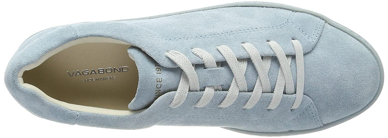 Vagabond Jessie Damen Jessie Vagabond Sneaker Blau (Stone Blau) 2b6b37