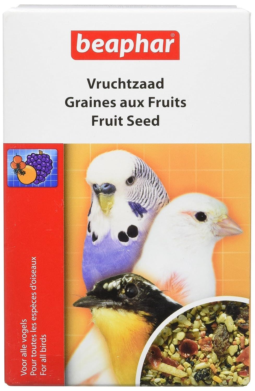 Beaphar - Graines aux fruits, alimentation complémentaire - oiseau - 150 g 8711231101801 nourriture oiseau pâtée oiseau fruit oiseau