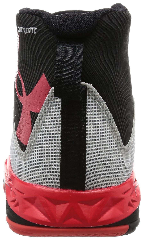 07f14385e792 Under Armour Men s Fire Shot Basketball Shoe  Amazon.co.uk  Shoes   Bags