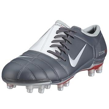 aadb0da30f Nike Air Zoom Total Hombres 90 III FG Botas de fútbol gris Graphite ...
