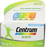 CENTRUM ADVANCE Multivitamin Tablets for Kids, Pack of 30