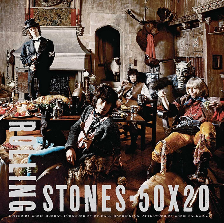 Rolling Stones 50x20 ebook