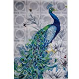 5D Diamond Embroidery Paintings Rhinestone Pasted diy painting Cross Stitch Animal Peacock Right