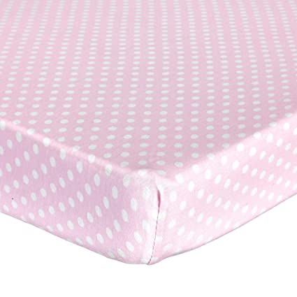 "NEW Knit Fitted Portable Crib Sheet Mini Crib Sheets 22 Solid Colors 24/"" x 38/"""