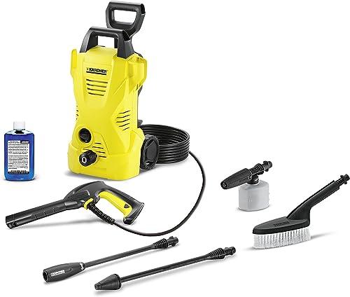 Karcher K2 Car Care Kit Electric Power Pressure Washer
