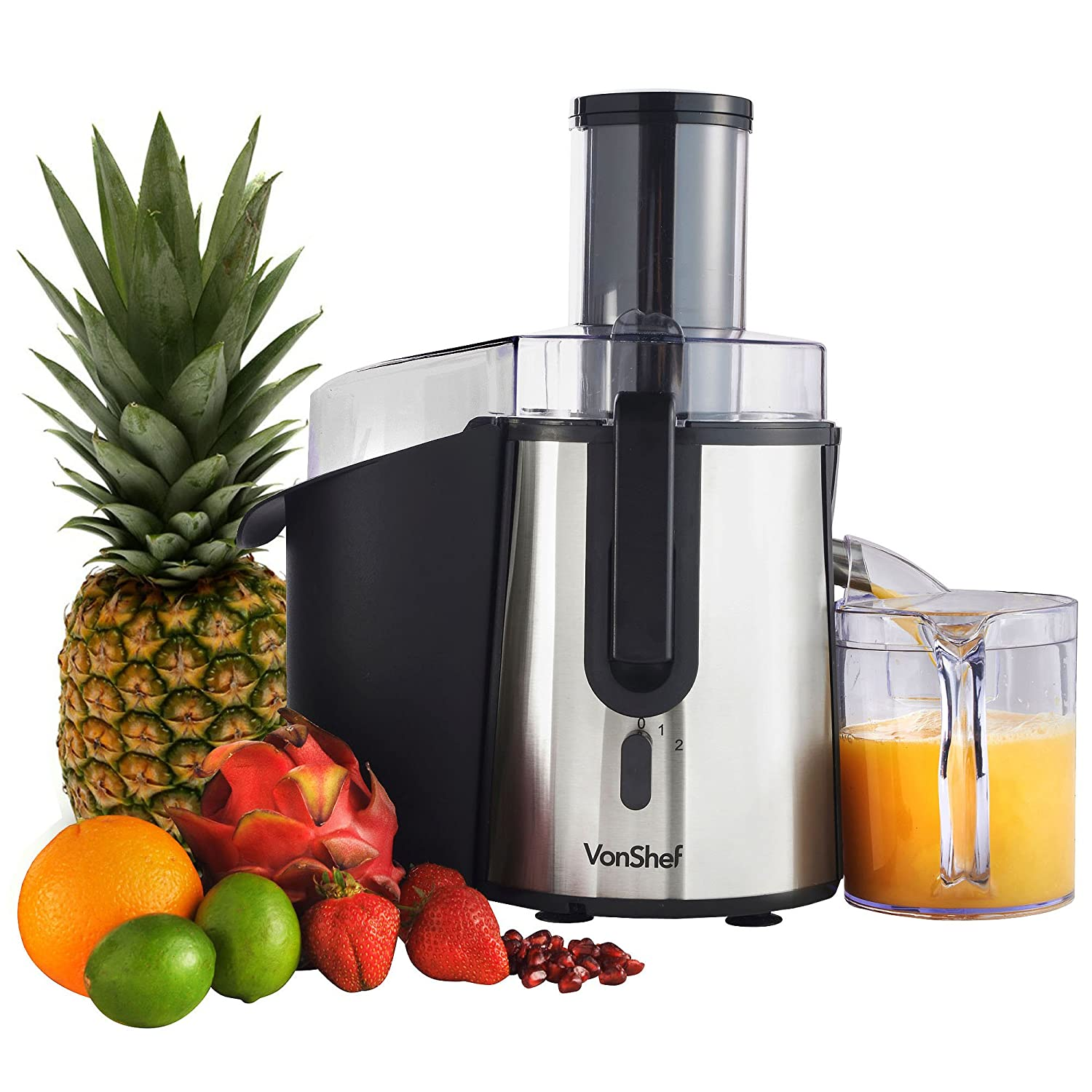 Juicer for hard fruits and vegetables: review, specifications, tips on choosing 51