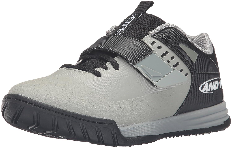 AND 1 Mens Tempest Low-M Basketball Shoe 11 M US Limestone//Black//White