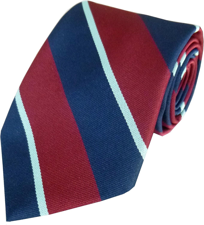 RAF Regiment Stripe Tie