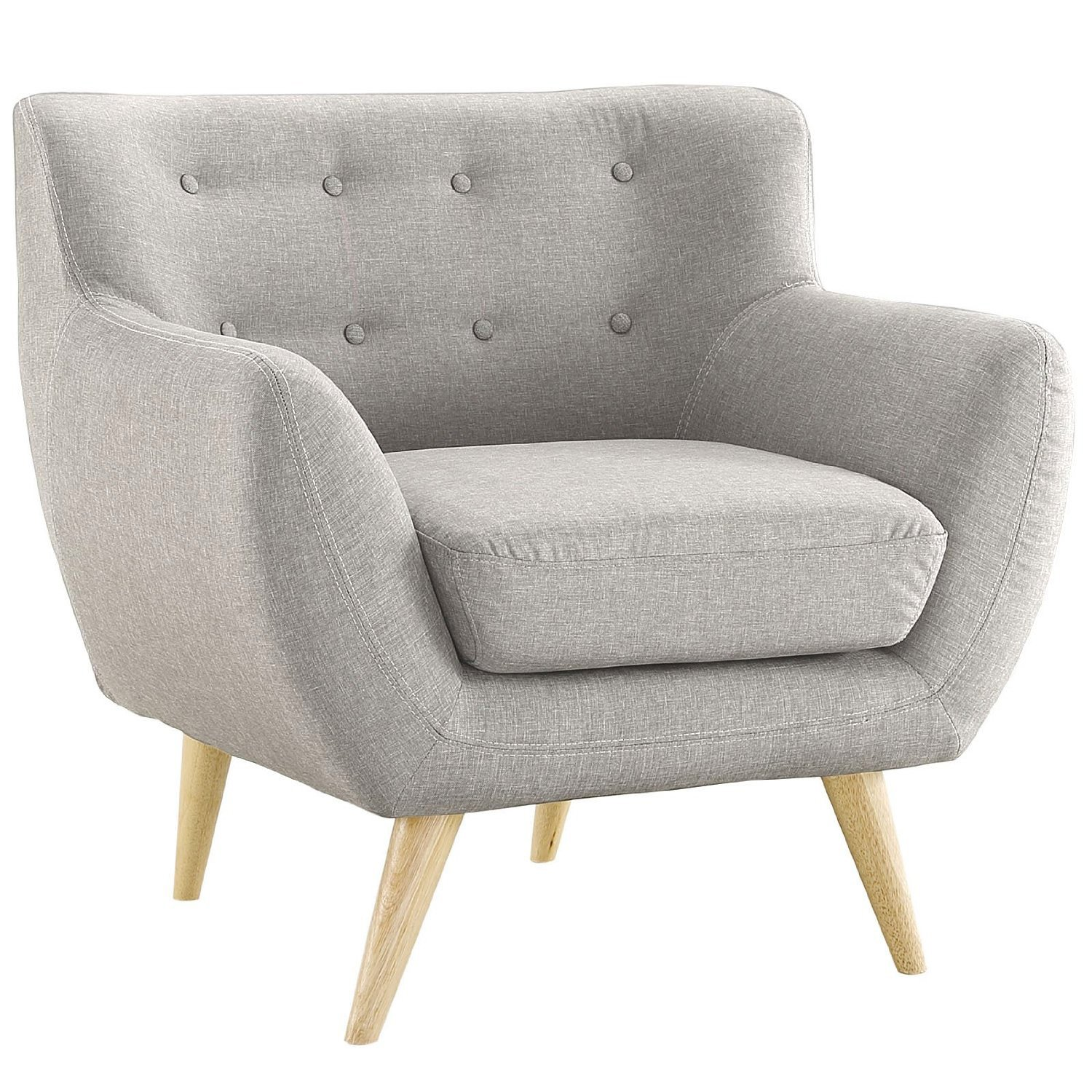 love chairs furniture. amazon.com: mid century modern style sofa / love seat red, grey, yellow, blue - 1 seat, 2 3 (grey, seater): kitchen \u0026 dining chairs furniture