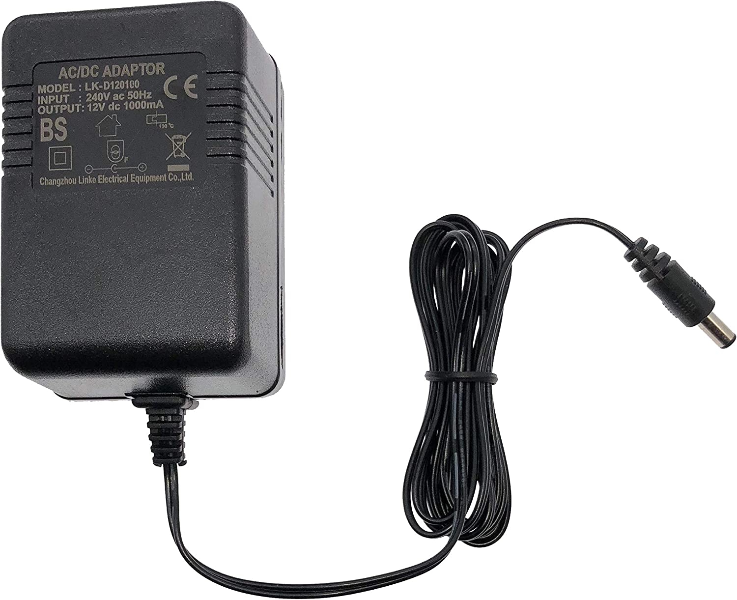 12v 1000ma Universal Battery Charger