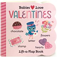 Valentine's Chunky Lift-a-Flap Board Book (Babies Love)