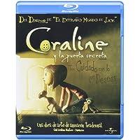 Coraline y La Puerta Secreta  (Nuevo Master)(Coraline) [Blu-ray]