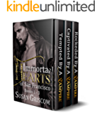 Immortal Hearts of San Francisco: Boxed set, Books 1 - 3