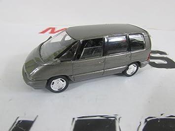 Solido Voiture 1 43 Renault Espace 3 Gris Amazon Fr Jeux Et Jouets