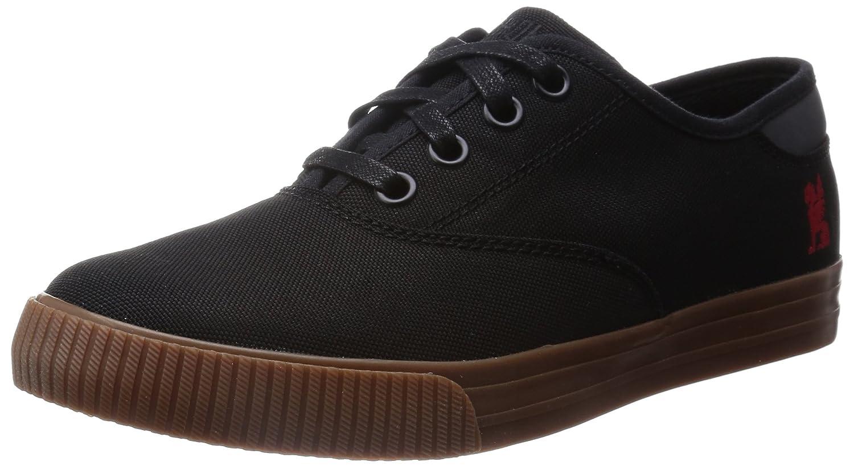 Chrome Truk Shoes - Men's B0090R0Q4Y 11.5 Women / 10 Men M US|Black/Gum