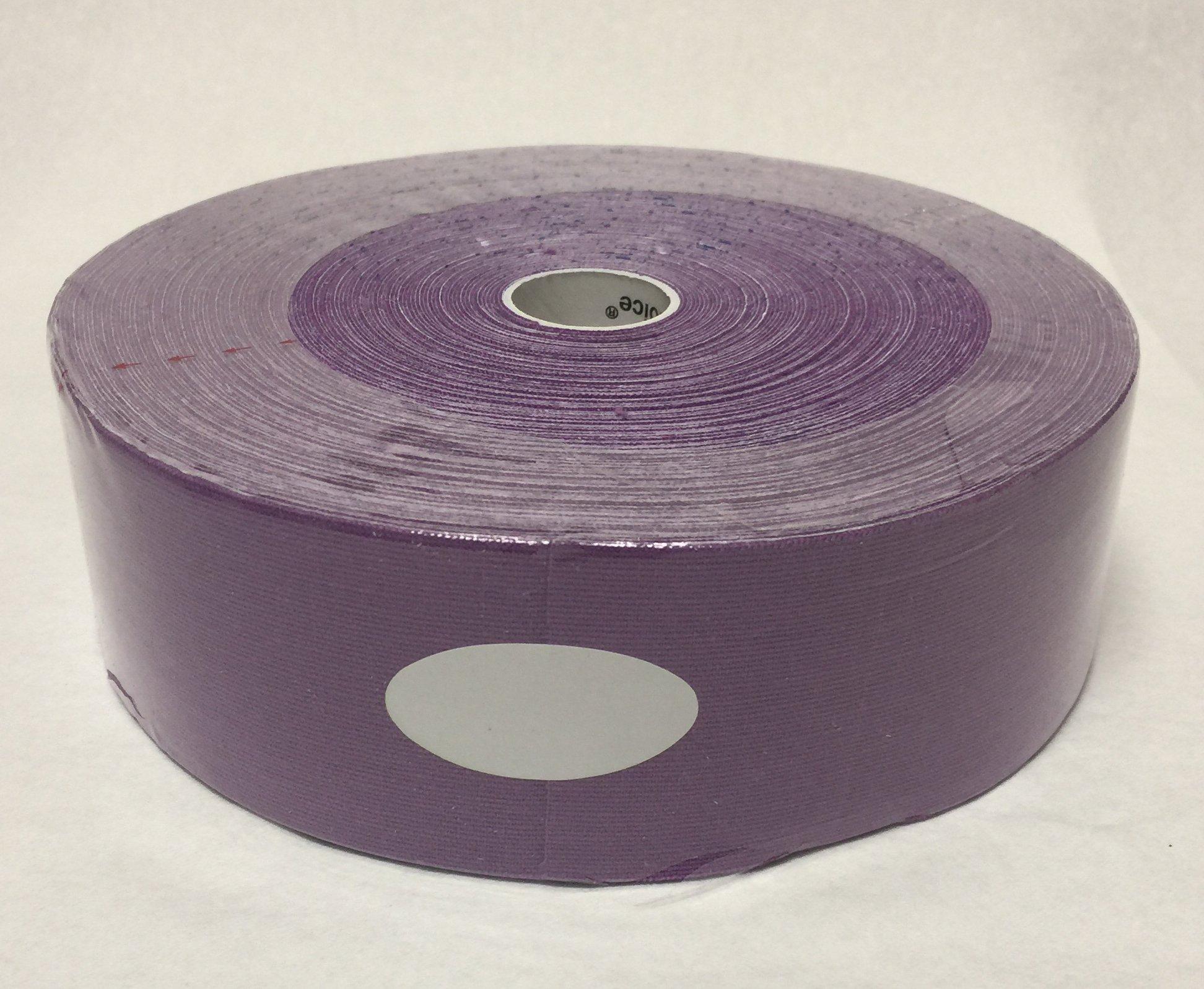 Therapist's Choice® Kinesiology Tape Bulk Roll (2-Inch x 105-Feet) (Light Purple)