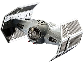 Revell - Maqueta EasyKit Pocket Star Wars Darth Vaders Tie Fighter, Escala 1:121 (06724)