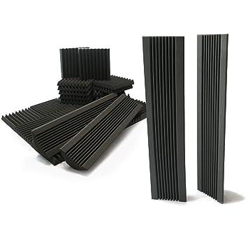 Pro Acoustic - Kit de espuma AFHS para hogar o estudio (24 x AFW305 +