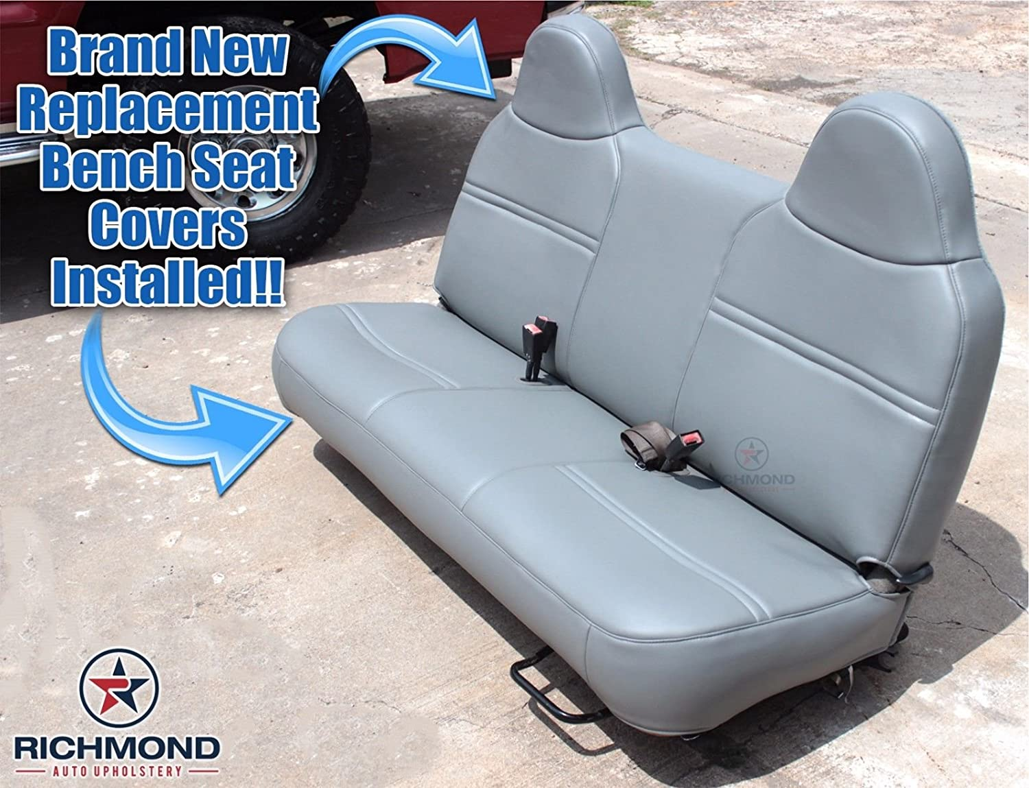 Sensational Amazon Com Richmond Auto Upholstery Compatible With 2000 Pabps2019 Chair Design Images Pabps2019Com