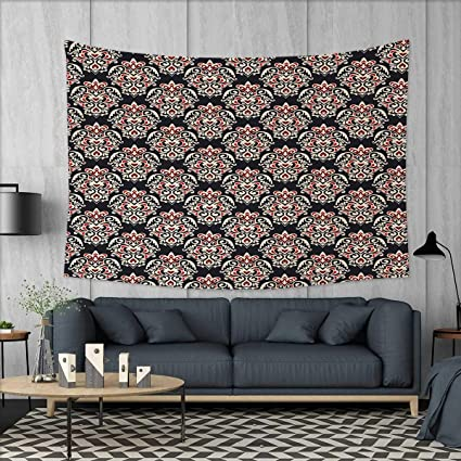 Amazon Com Damask Home Decorations For Living Room Bedroom