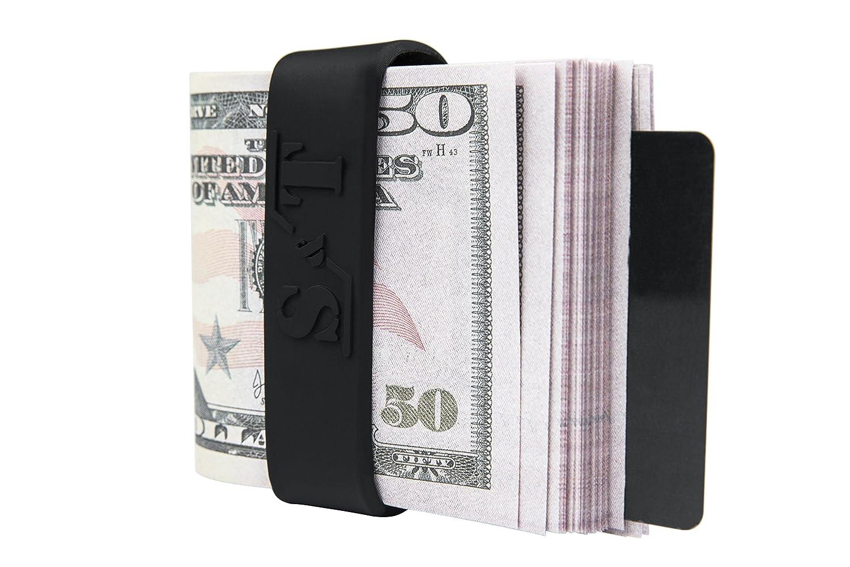 Money Bands (Set of 4) - Minimalist Wallet - Slim Card Holder - Silicone  Bands - Wallet Alternative