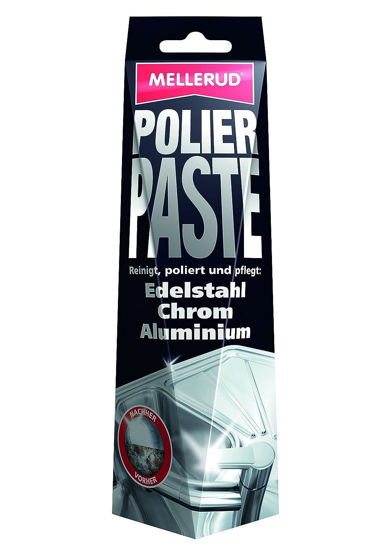 Fabulous MELLERUD Polierpaste 150 ml für Edelstahl, Chrom, Aluminium AL28